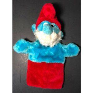 1981 Papa Smurf Hand Puppet